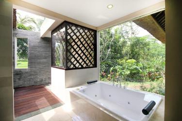 Saraswati bathroom